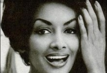 Beauty Helen Williams - The First African American Fashion Model
